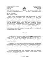 Број: 03-УП-031-206/05 - Komisija za hartije od vrijednosti