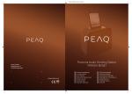 Personal Audio Docking Station PPA250-B/WD