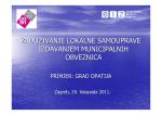 Municipalne obveznice na primjeru Grada Opatije (prezentacija)