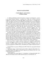 PAOLO D`ALESSANDRO Carmina figurata, carmi