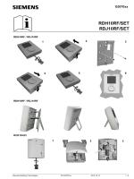 Druckfühler QBE9001-P.., QBE9103-P..