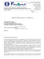 (3)Terapija i problemi u terapiji Glaukoma
