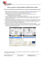 Upute za pripremu Trimble podataka za GNSS konverter
