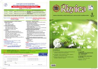 2014 IZ SADRŽAJA: - Računovodstvo i financije