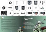 Interno istruzioni portapacchi anteriore Vespa GTS Super
