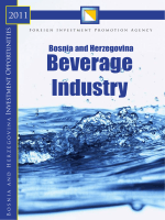 BiH Beverage Industry