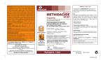 METHIDACIDE 40ec 1 LTR 11