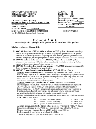 Biljeske uz financijski izvjestaj.pdf