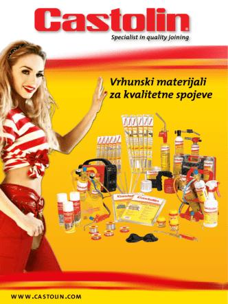 Castolin - Vrhunski materijali za kvalitetne spojeve