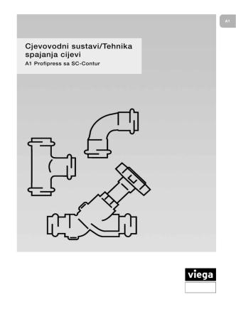 Cjevovodni sustavi/Tehnika spajanja cijevi