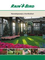 Navodnjavanje u hortikulturi