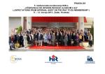 PRIJEDLOG 5. međunarodna konferencija HIIR