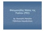 Φλεγμονώδης Νόσος της Πυέλου (PID)
