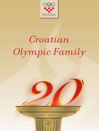 Croatian Olympic Family
