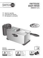 FRITTEUSE DEEP FRYER