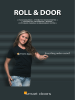 ROLL & DOOR - SmartDoors