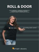 ROLL & DOOR - SmartDoors