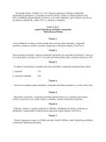 odluka o plaći načelnika 2015