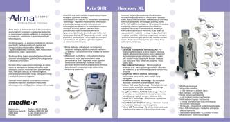 Aria SHR Harmony XL