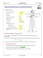 Mathcad - Rucna Dizalica 2014-15