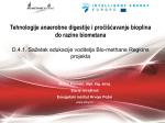 tehnologije za pročišćavanje bioplina i proizvodnju biometana