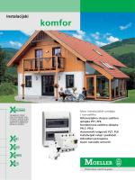 Instalacijski pribor - brosura (Hrvatski jezik)