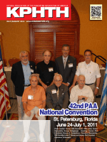 42nd PAA National Convention - Pancretan Association of America