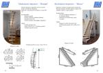 "Modularne stepenice - ""Mosor"" Modularne stepenice"