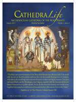 January 2015 CathedraLife