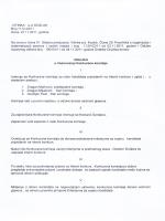 """""""VlTlNKA"""" ad. KOZLUK Broji1172-02i`11 Dana: 22.11.2011"""