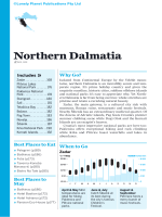 Northern Dalmatia