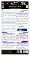 Svemirski žurnal No.024 - Katedra za satelitsku geodeziju