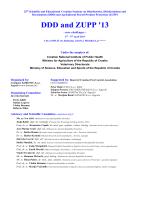 DDD i ZUPP `09
