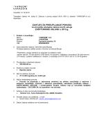 Evidencijski broj nabave 38/12-MV-24