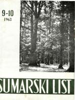 1 - Šumarski list