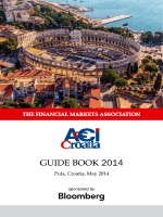NEW - ACI Croatia Online Guidebook