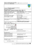 Detaljni plan uređenja Groblje (G-2) / DPU 13 /