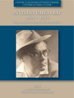 INTELEKTUALCI I RAT 1939. – 1947. Zbornik
