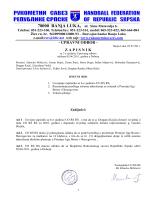 Управни одбор РС РС 7-a сједница 05.07.2011.