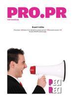 PRO.PR Brand i tržište pogledajte ovdje