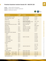 Premium bezolovni motorni benzin 95 - BAS EN 228