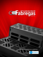 Kanalski poklopci i rešetke Fabregas