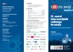IX. susret intervencijskih radiologa Hrvatske