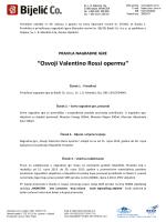 """""""Osvoji Valentino Rossi opermu"""""""
