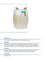 SPECIJAL FK Tekuće kiselo sredstvo za čišćenje u