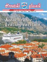 Glasnik 89 - Hrvatsko građansko društvo Crne Gore