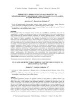 κατεβάστε το άρθρο - Τμήμα Γεωπονίας Ιχθυολογίας & Υδάτινου
