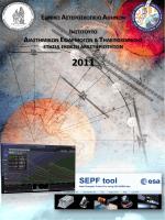 τηλεπισκοπησης - Institute for Astronomy, Astrophysics, Space