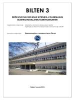 ELEKTRO 2012 - Srednja strukovna škola Kralja Zvonimira Knin