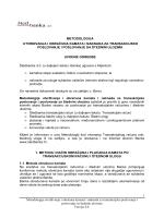 Metodologija utvrđivanja i obračuna kamata i